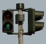 Pedestrian crossing light