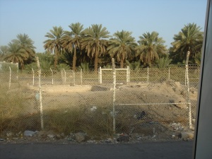 The site of the house of Salman Al-Farsi r.a.