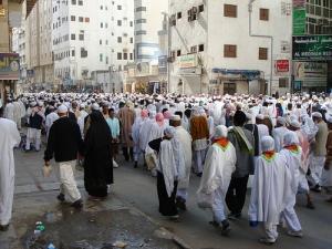 A street in Makkah