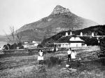 Camps Bay in 1900