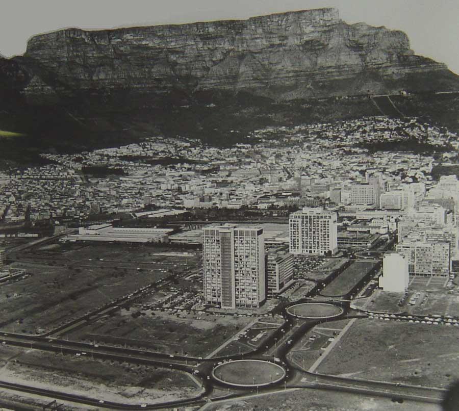 Cape Town – through the years   slip-sliding away.....