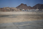 The Archer's Hill at the battlesite of Uhud
