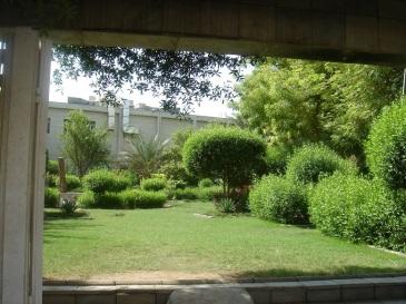 The Garden of Banu Sa'edah - where Abu Bakr r.a. was elected as the first khalifah