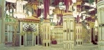 The Rawdatul Jannah in Masjid-an-Nabawi - a piece of paradise