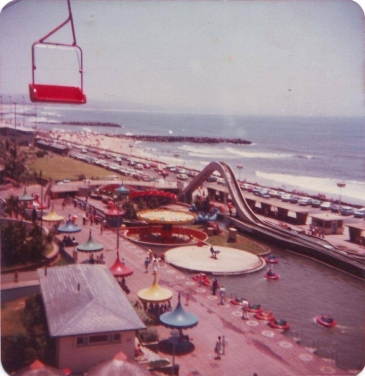 Old Durban cable car