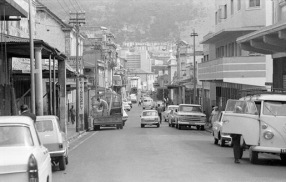 1966: Hannover Street in District Six