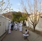 A camp on Arafah