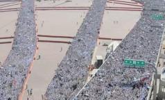 Pilgrims stream back to Mina