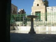 Outside Masjid Al Qibli (a.k.a. Al Aqsa)