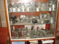 Souvenirs from an attack on Masjid Al Aqsa