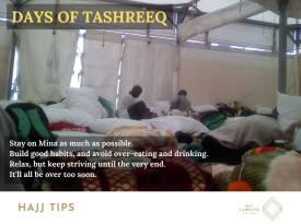 Days of Tashreeq