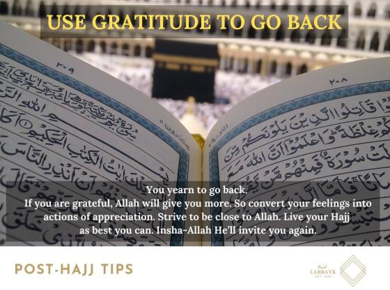 Beyond Hajj: 6 Ways to Maintain Your Hajj For Life - About Islam